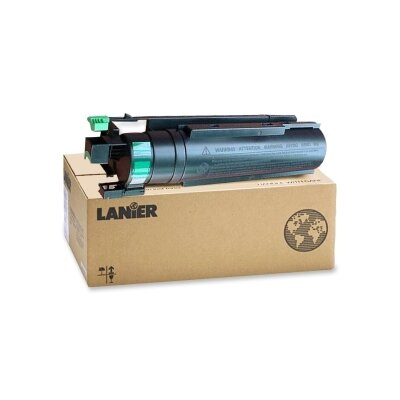 Lanier Copier Toner Cartridge, 5000 Page Yield, Black
