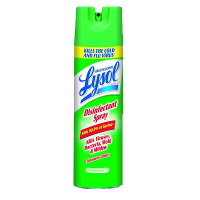 Lysol Disinfectant Country Scent Spray