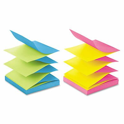 Post-it® Pop-Up Refill Note Pad, 12 Pack