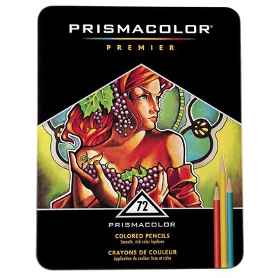 Prismacolor® Premier Colored Pencil (Set of 70)