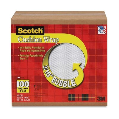 Scotch-Brite™ Recyclable Cushion Wrap