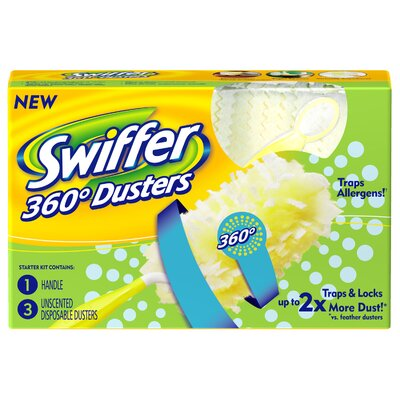 Swiffer 360 Degree Duster Kit