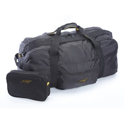 "A.Saks 30"" Travel Duffel with Cosmetic Pouch"