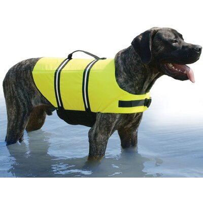 Paws Aboard Doggy Life Jacket