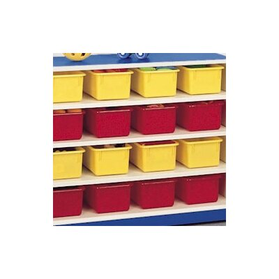 "Fleetwood Koala-Tee 36"" H Storage Unit with Optional Trays"