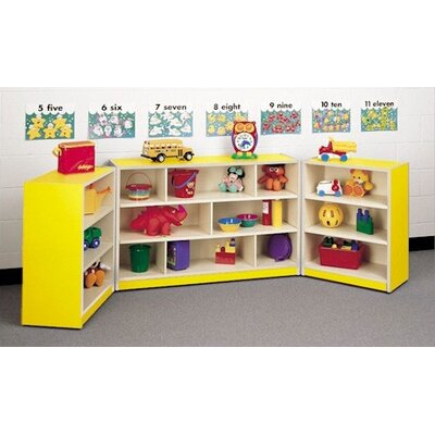 Fleetwood Koala-Tee Mobile Tri Folding Cubby Storage Shelves