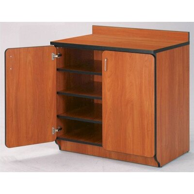 "Fleetwood Illusions 36"" H Base Cabinet with Doors/Shelves"