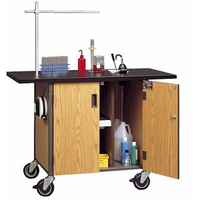 Fleetwood Basic Mobile Science Lab Station with Sink