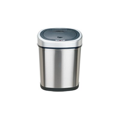 11.1 Gallon Stainless Steel Motion Sensor Trash Can