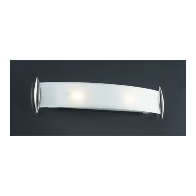 PLC Lighting Scroll 2 Light Vanity Light