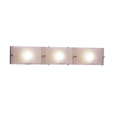 PLC Lighting Gem  3 Light Wall Sconce