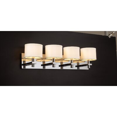 PLC Lighting Concerto 4 Light Vanity Light