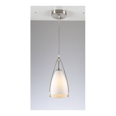 PLC Lighting Amaretto 1 Light Mini Pendant