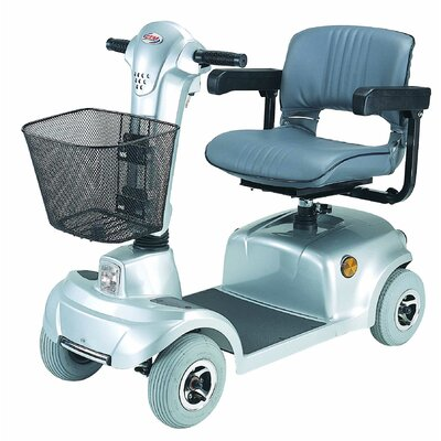 CTM Homecare Product, Inc. Economy Four Wheel Scooter