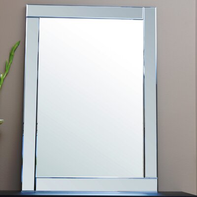 Serenity Rectangle Wall Mirror