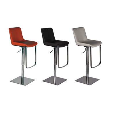 Bellini Modern Living Celeb Adjustable Swivel Barstool