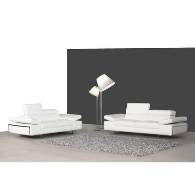 Bellini Modern Living Bocca Living Room Collection