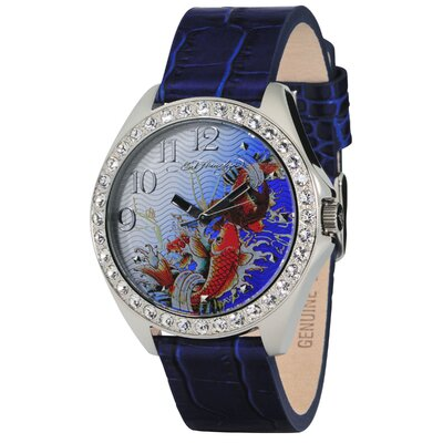 Women's Starlet Koi Watch in Blue