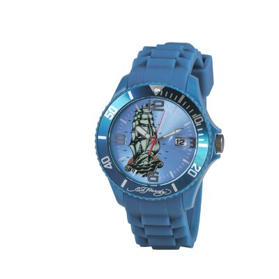 Men's Matterhorn Sailing Ship Watch in Blue