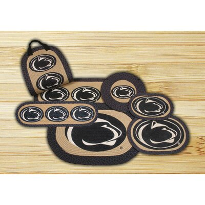 Earth Rugs Penn State Novelty Rug