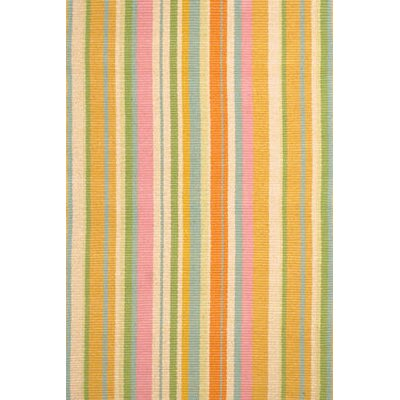 Dash and Albert Rugs Woven Tangerine Dream Rug