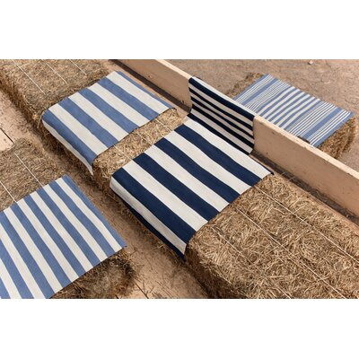 Dash and Albert Rugs Indoor/Outdoor Catamaran Striped Rug