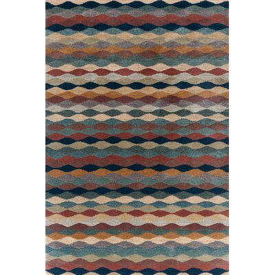 Dash and Albert Rugs Ripple Geometric Rug