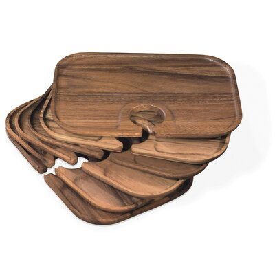 Fox Run Craftsmen Canape Serving Tray