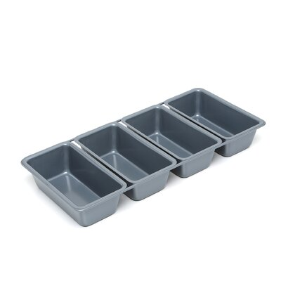 Fox Run Craftsmen Non-Stick Linked Loaf Pan
