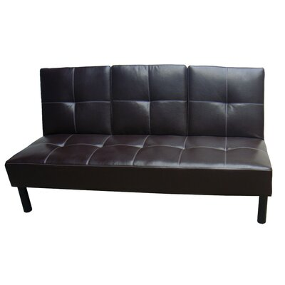 Hazelwood Home Click Clack Sofa Sleeper Sofa