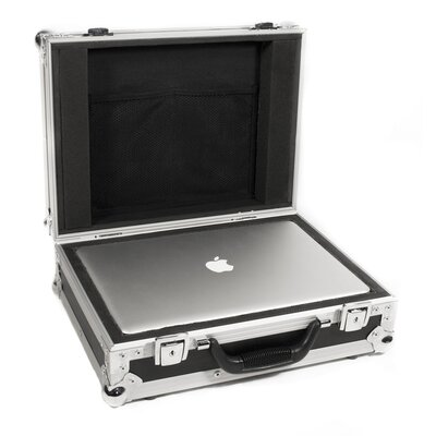 "Road Ready Cases Universal Case for 15"" Laptops with Storage Compartment"