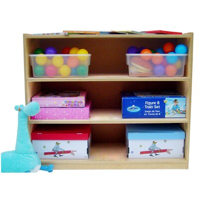 A+ Child Supply Three Shelves Storage Unit
