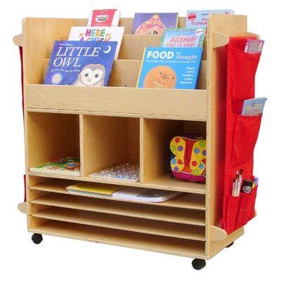 A+ Child Supply Big Book Trolley
