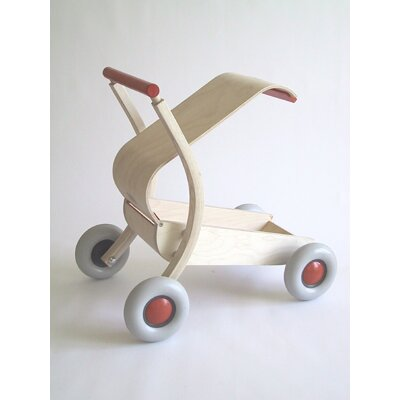 Sibi Schorsch Child's Walker with Toy Holder