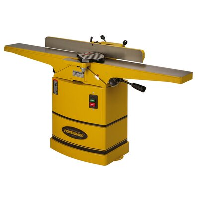 "Powermatic 6"" Jointer with Helical Cutterhead"