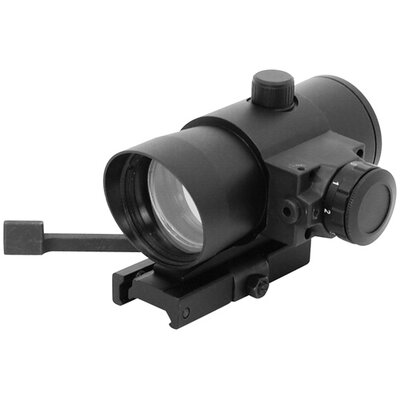 1x40 Red Dot Sight in Black