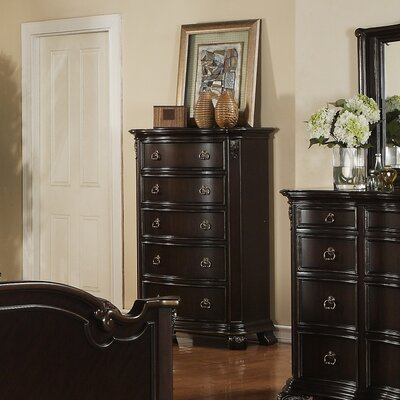 Harper 5 Drawer Standard Chest