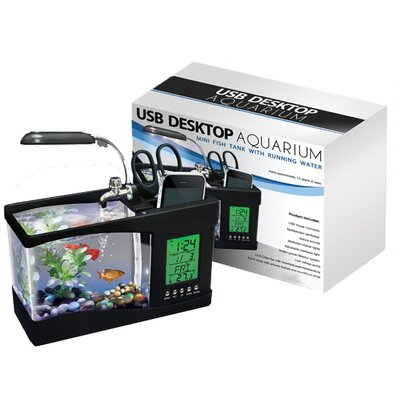 All-In-One Digital Desktop Aquarium