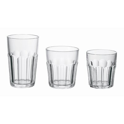 "Guzzini Happy Hour 5"" Tumbler in Clear"