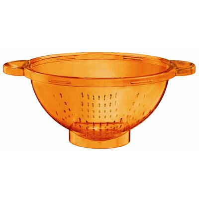Guzzini Latina Colander in Orange