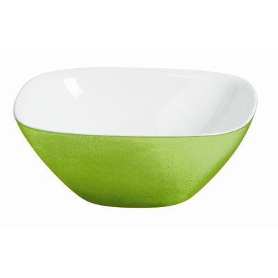 "Guzzini Vintage 10"" Two Toned Bowl"