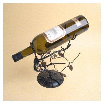 Danya B Metal Tabletop Wine Rack