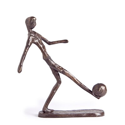 Danya B Soccer Player Figurine