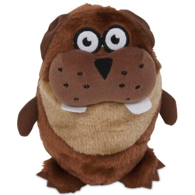 BOODA Pet Products Beaver Grunts Dog Toy