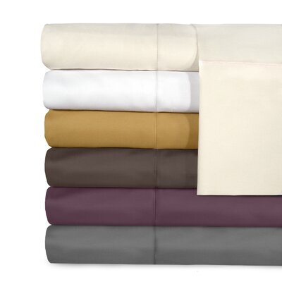 Veratex Supreme Sateen 800 Thread Count Solid Sheet Set