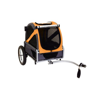 DoggyRide Mini Dog Urban Bike Trailer