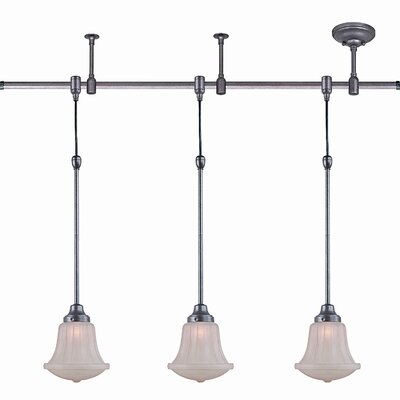 Royce Lighting Richmond Hills 3 Light Pendant Track