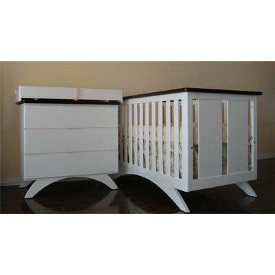 Eden Baby Furniture Madison 4-in-1 Convertible Crib Set