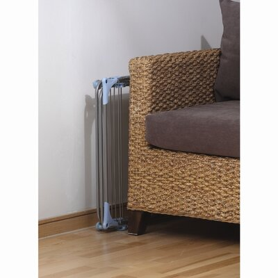 Minky Homecare Three Tier Trio Concertina Indoor Drying Rack in Silver