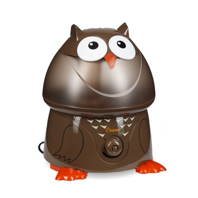 Crane USA Owl Ultrasonic Cool Mist Humidifier